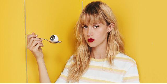 Angèle, nouvelle chanteuse pop