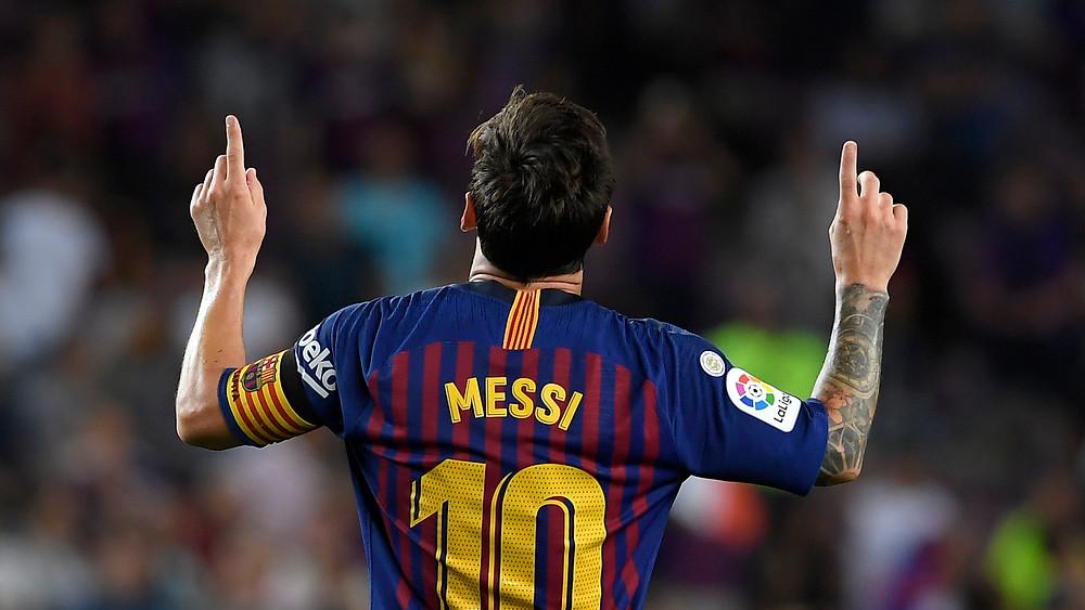 Messi barça Ligue des Champions