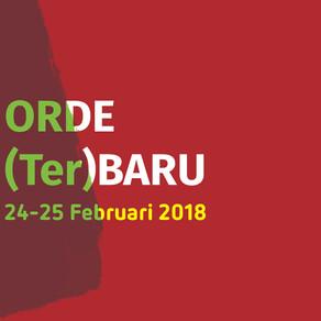 ORDE (Ter)BARU