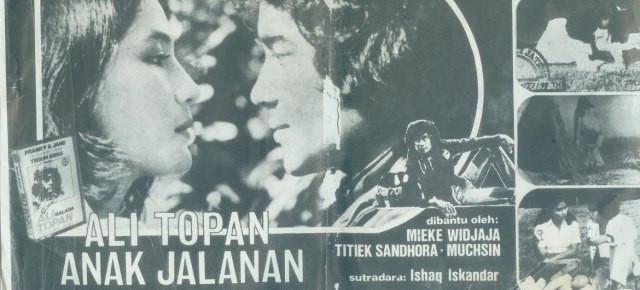 Ali Topan Anak Jalanan (Ishaq Iskandar, 1977)