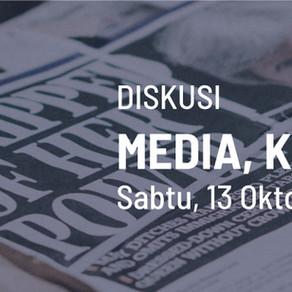 Diskusi: Kuasa, Media, Kita