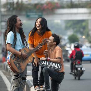 Jalanan // Streetside