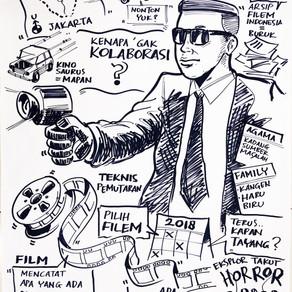 Catatan Diskusi FILM INDONESIA MENCATAT