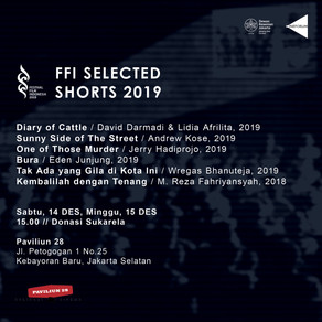 FFI SELECTED SHORTS 2019