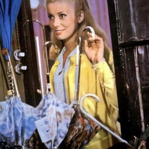 The Umbrellas of Cherbourg | Les parapluies de Cherbourg