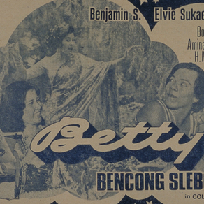 Betty Bencong Slebor