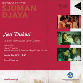 Diskusi Retrospektif: Opera Jakarta