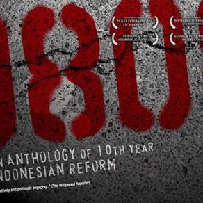 9808: Antologi 10 Tahun Reformasi Indonesia