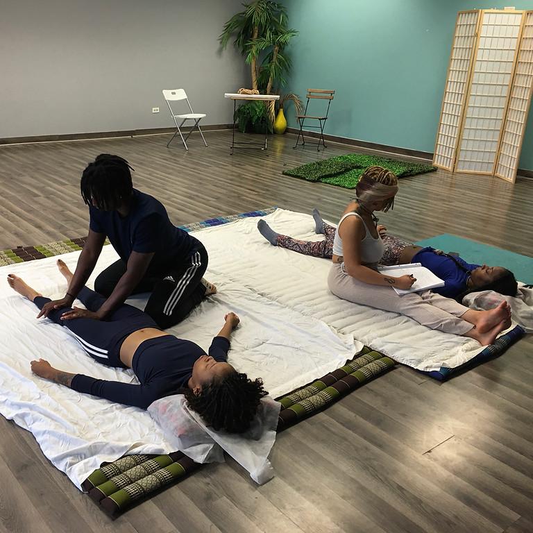 Thai Yoga Workshop: Introduction to Theory and Technique