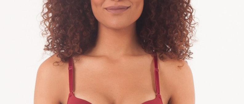 Sutiã Nayane Rodrigues  em Microfibra Básico