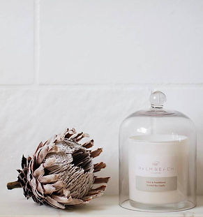 Hairdresser Hope Valley, Hairdresser Adelaide, Beautiful by Clariece, Hairdresser Hope Valley SA, Palm Beach Collection candles