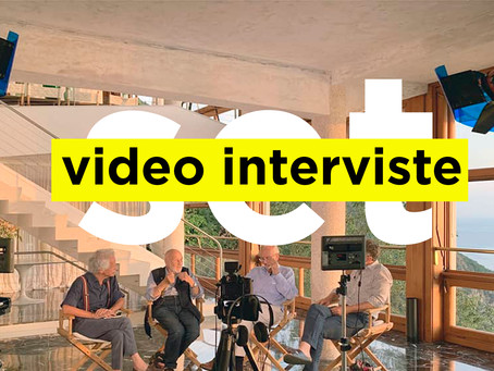 Video Interviste: un set in 5 minuti