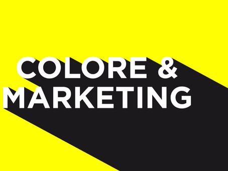Il colore nel Marketing