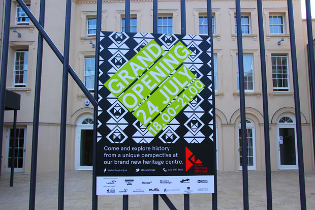 Black Cultural Archives Launch