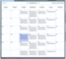 ElderCareCooperative.com Calendar of Eve