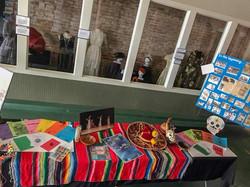 Hispanic Heritage Month Exhibit at