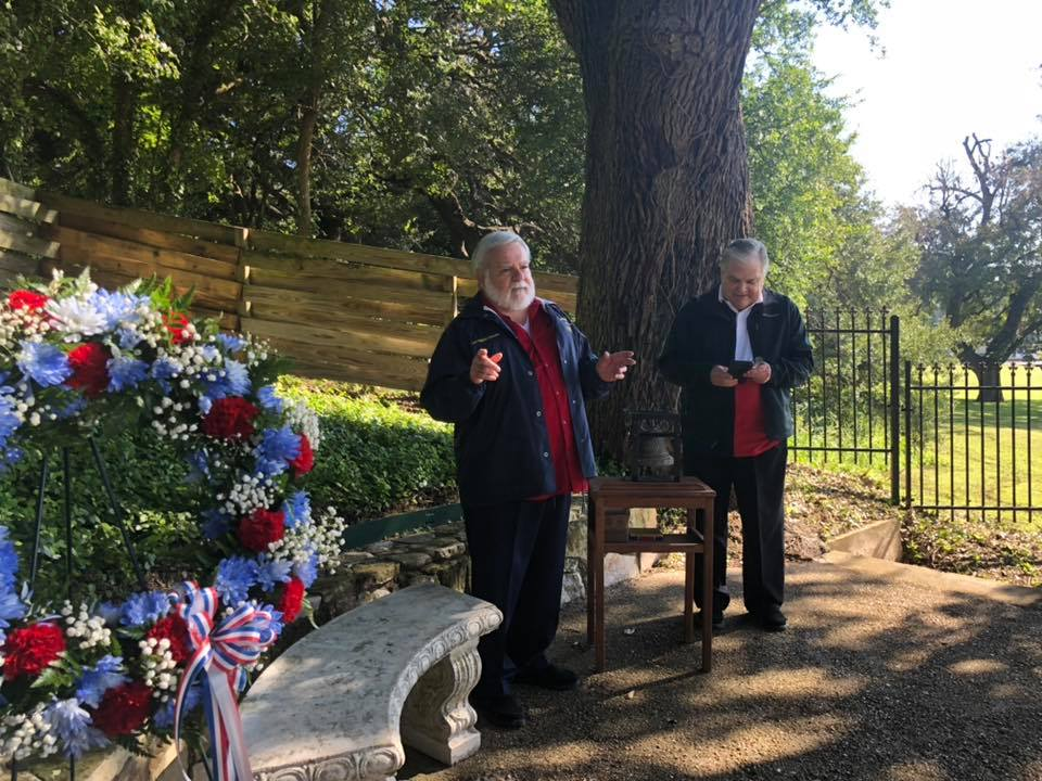 Juan Seguin Memorial Celebration