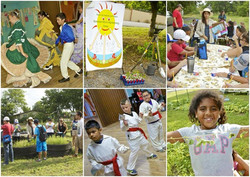 Art and Agroecology Camp