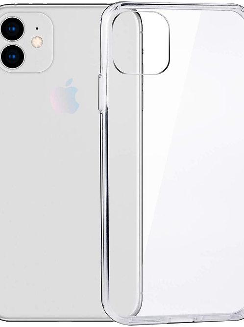 iPhone 11 Hardcase Doorzichtig