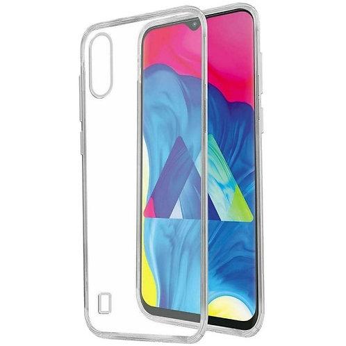 Galaxy A10 siliconen TPU case doorzichtig