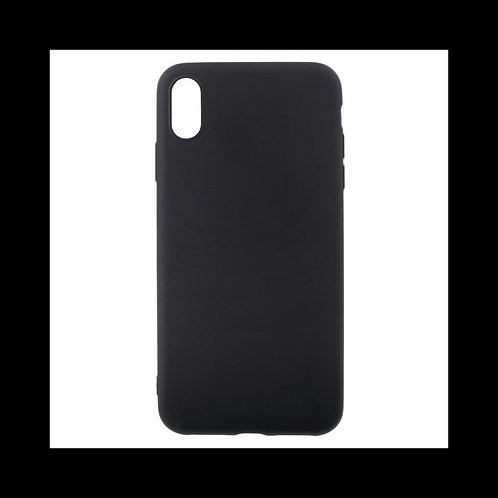 iPhone XS Max Siliconen Soft Case