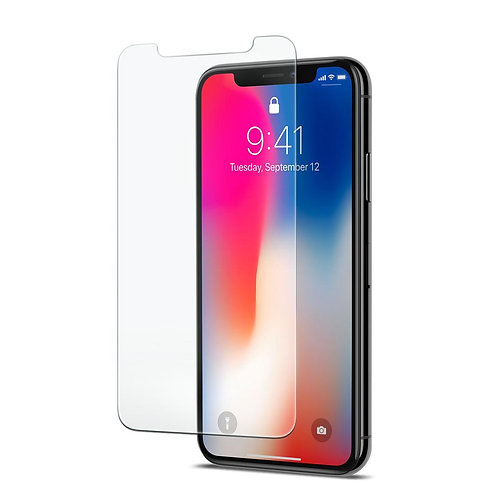 iPhone X screen protector (case friendly)