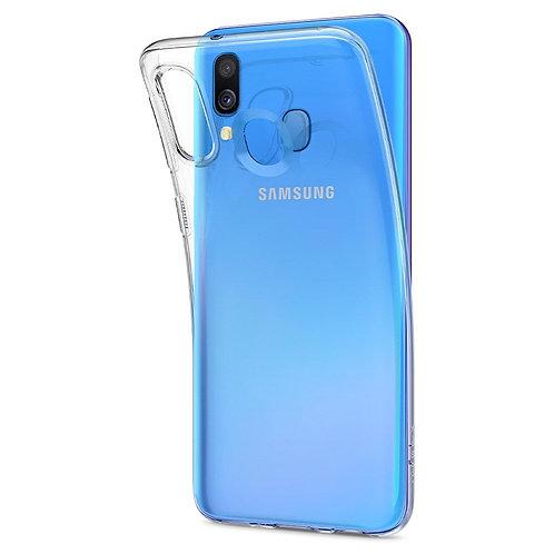 Galaxy A40 siliconen TPU case doorzichtig