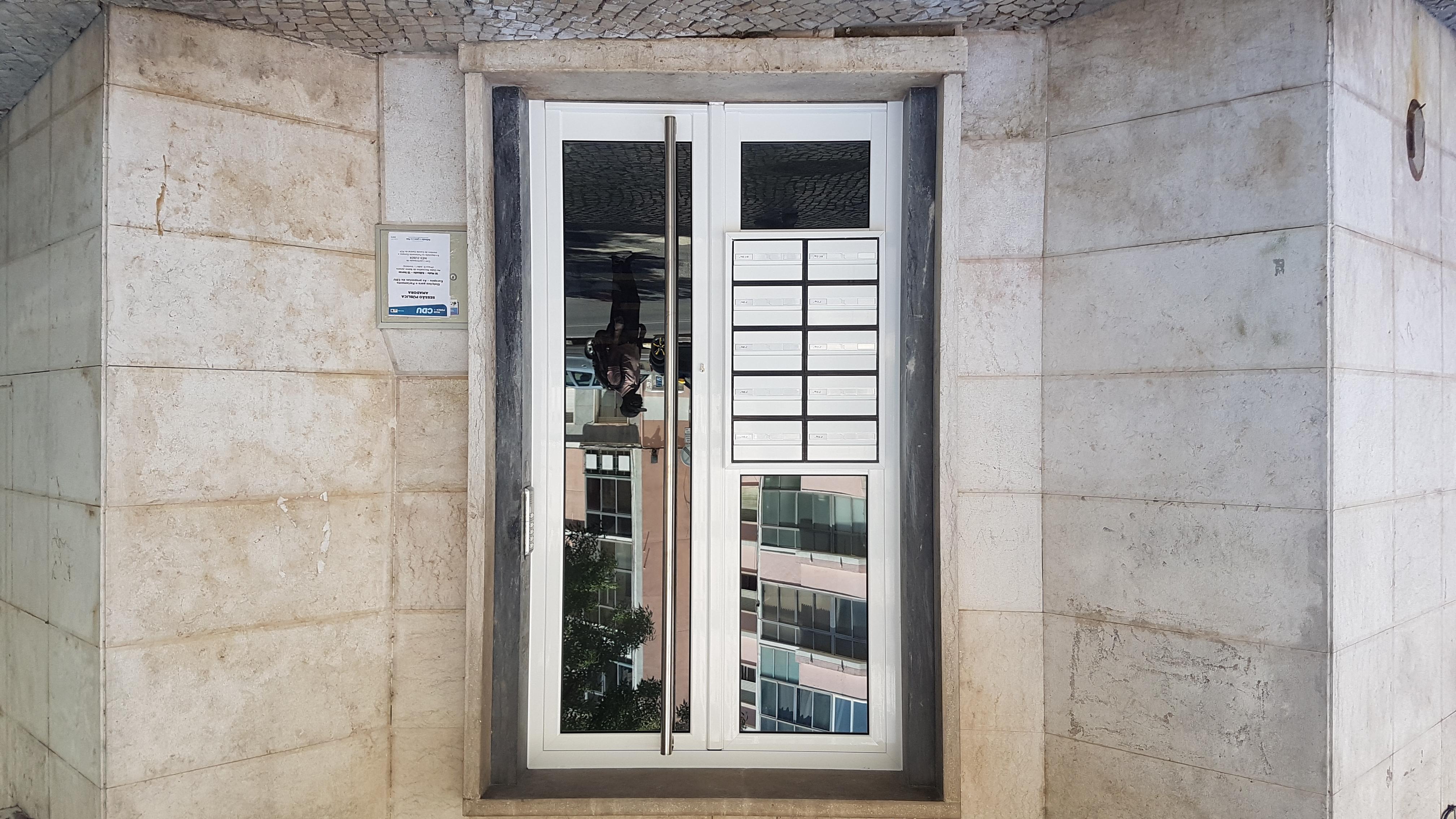 Porta Predio Amadora
