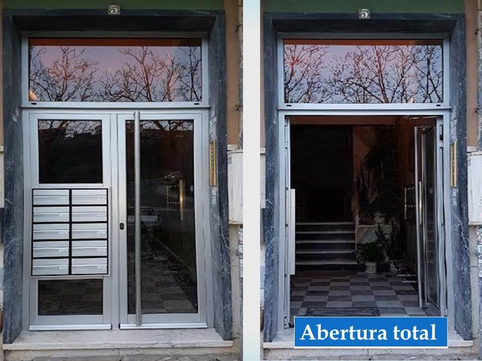 Porta entrada Agualva-Cacem