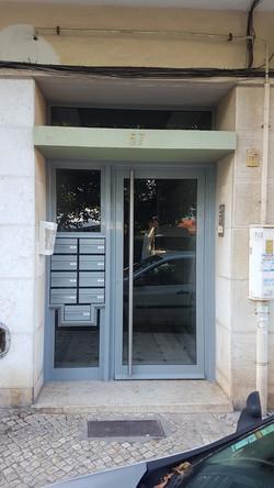 Porta Predio Queluz.