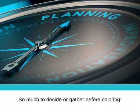 Does Your Coloring Look Like a Paint-by-Number piece . . . or Are You a Smooth Colorer?