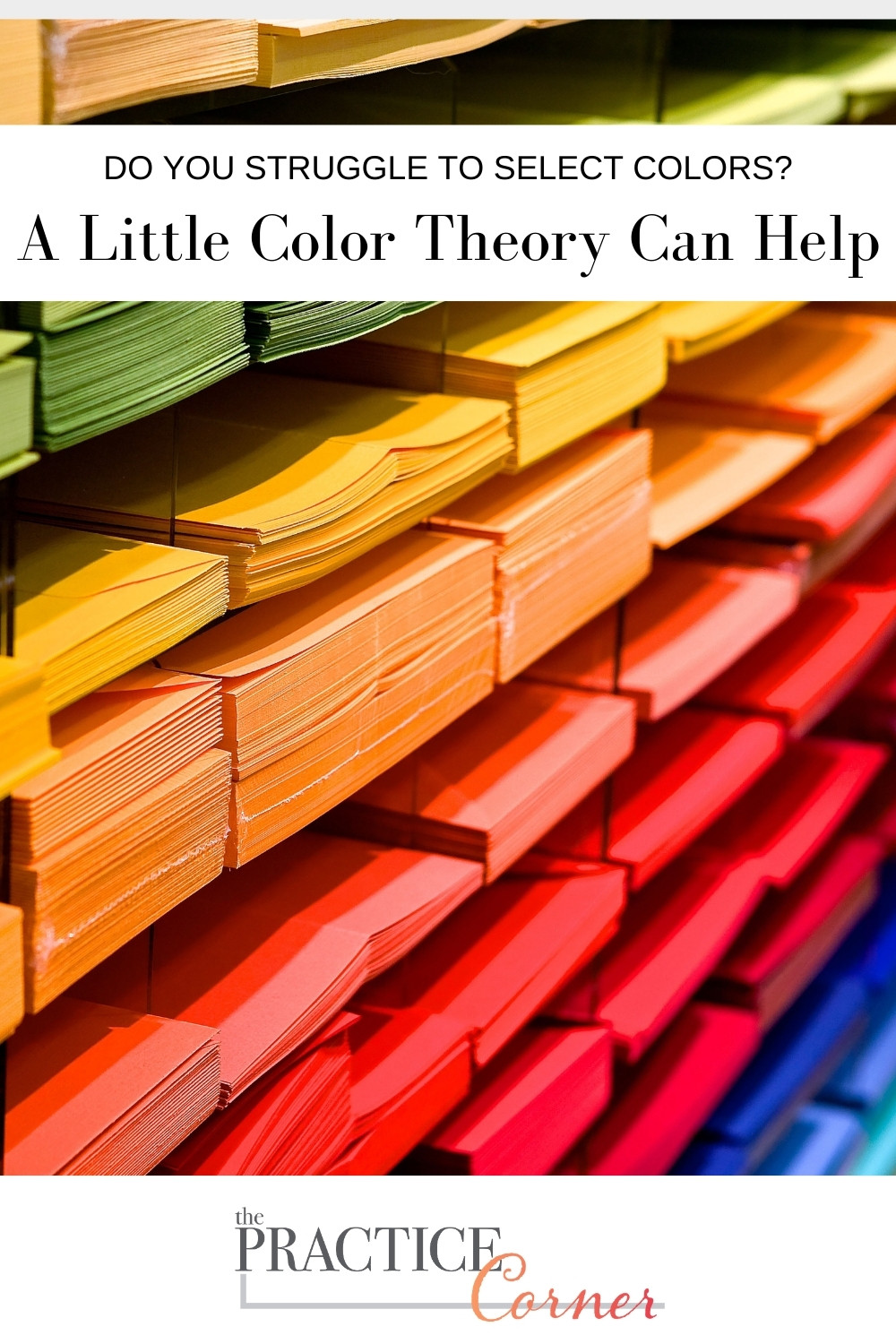 Improve your coloring results by learning a little color theory. | The Practice Corner | #colortheory #coloredpencilpractice #copicmarkerpractice