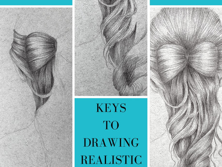 How to color hair realistically - it is easier than you think