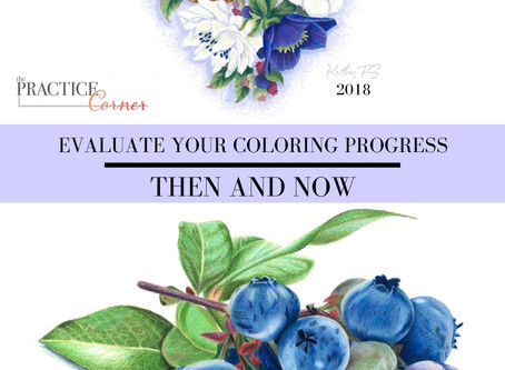 Take Time to Evaluate How Your Coloring Has Changed
