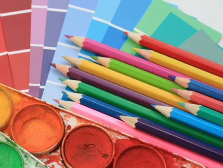 Does making color choices make your head spin?