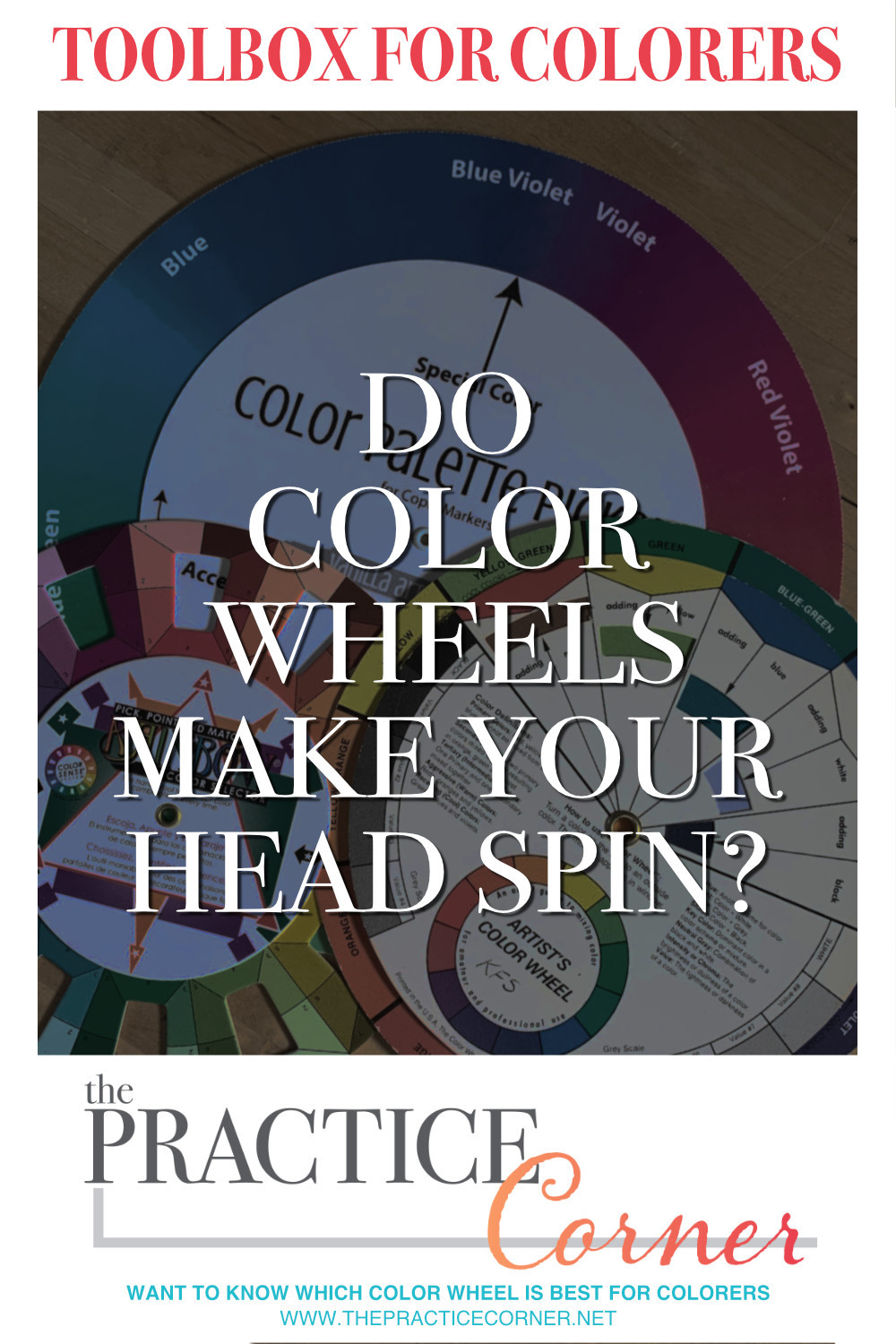Use a color wheel to select colors that will help you achieve more realism in your coloring.   | How to improve your coloring | #coloredpencil  #copicmarker #copicmarkerpractice  #copiccoloring #coloredpencilcoloring #thepracticecorner