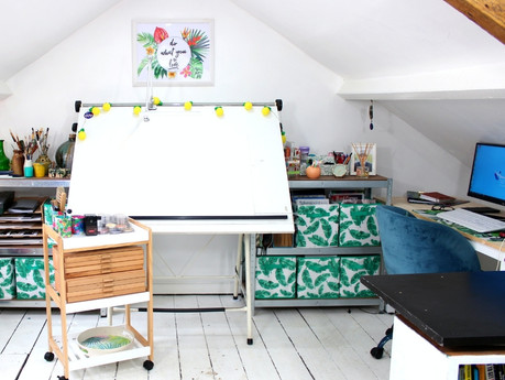 Is Your Coloring Area Working for You?