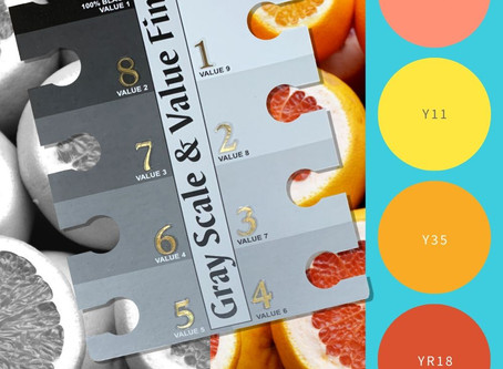 How the Gray Scale & Value Finder Takes the Fear Out of Selecting Colors