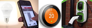 Installers of smart lighting, smart heating,  NEST  , Workplace and Domestic EV Charging Points
