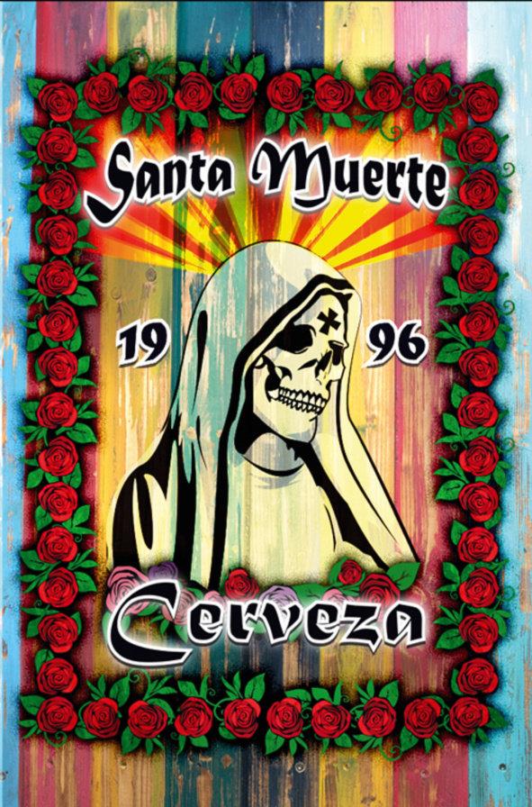 Santa Muerte Cerveza Augsburg