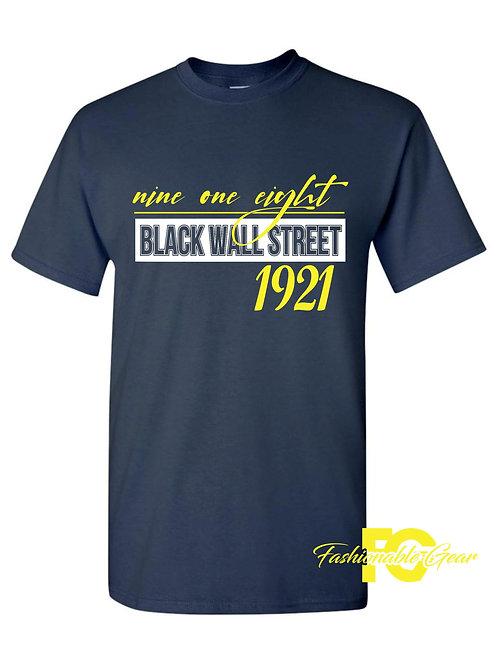 BLACK WALL STREET III