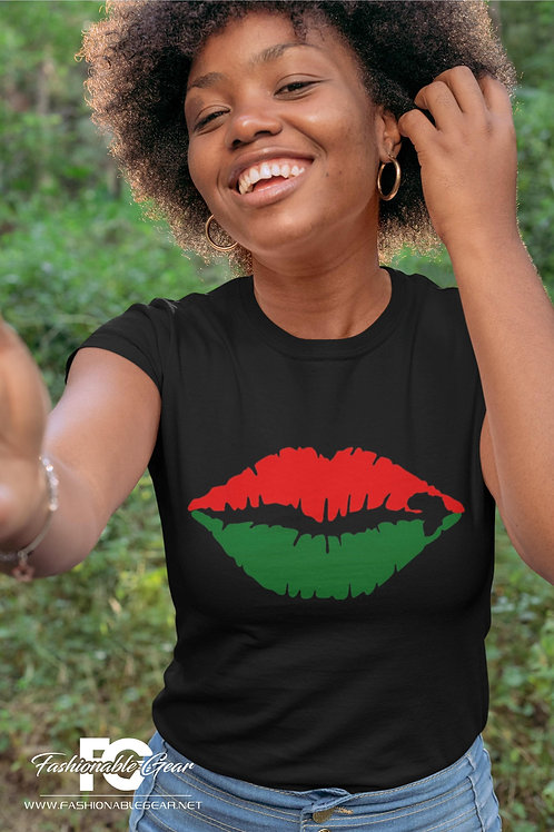 BLACK AFRICAN KISS