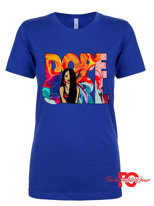 DOPE GIRL YOUTH T-SHIRT