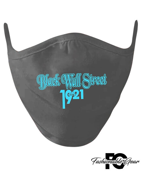 BLACK WALL STREET II MASK