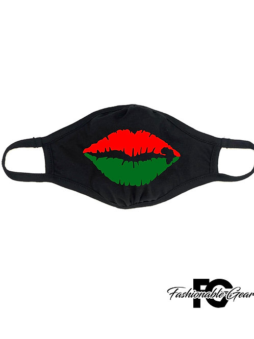 AFRICAN KISS MASK