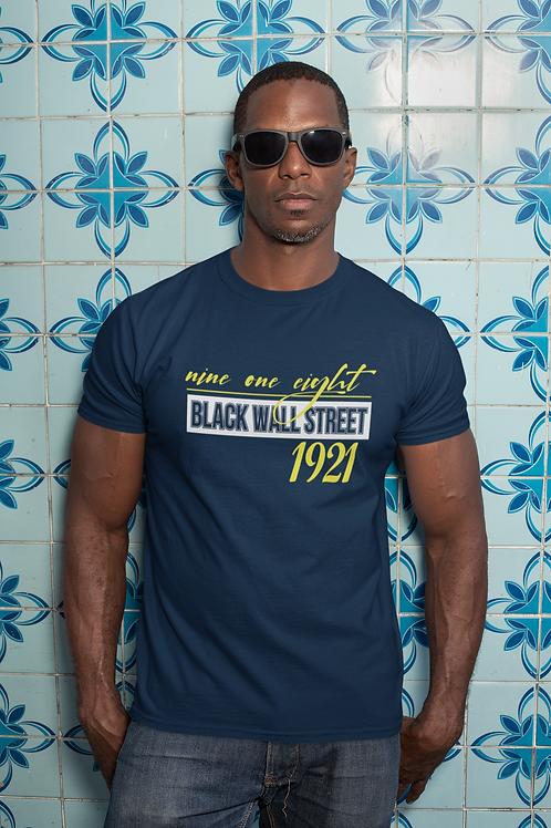 BLACK WALL STREET III T-SHIRT