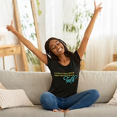 t-shirt-mockup-featuring-a-joyful-woman-
