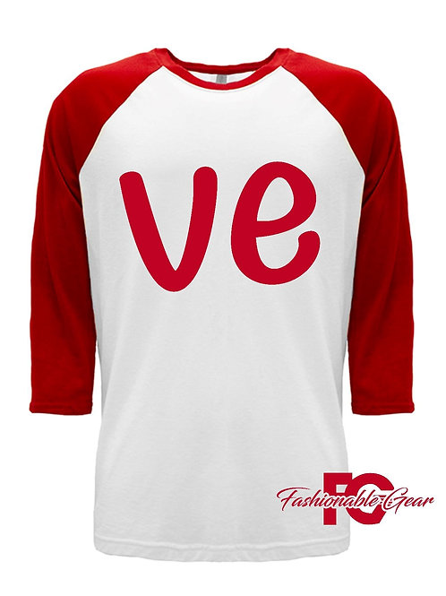 VE (Couples Raglan Tee)