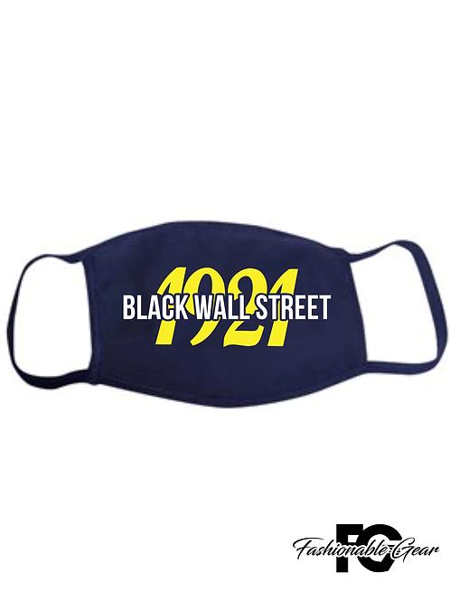 BLACK WALL STREET III MASK