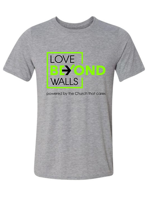 LOVE BEYOND WALLS